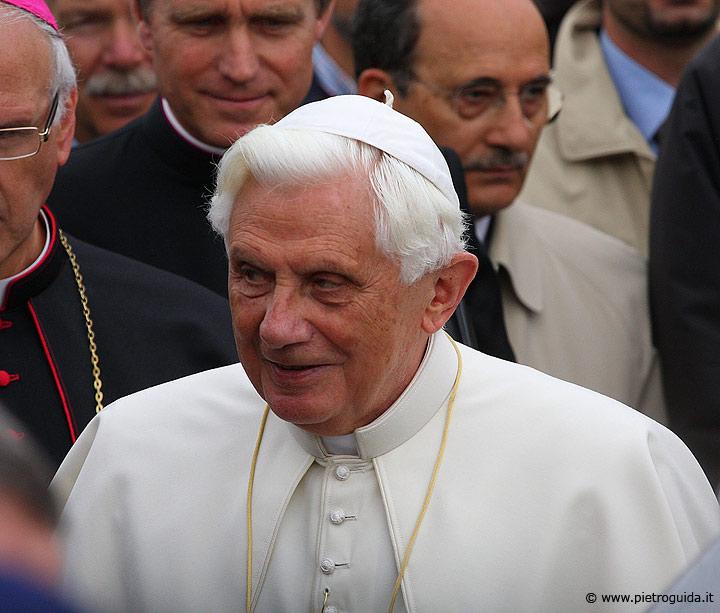 La speranza di papa Joseph Alois Ratzinger