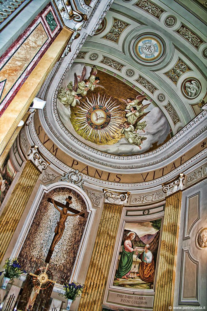 Capistrello, chiesa sant'Antonio di Padova