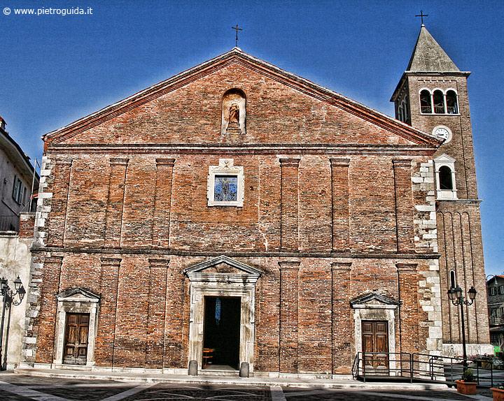 Carsoli, chiesa di Santa Vittoria