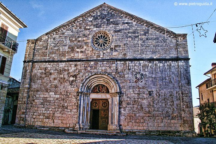 Celano, chiesa di San Giovanni Battista
