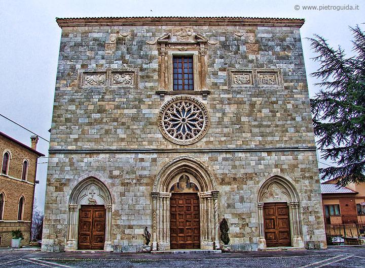 Magliano, chiesa di Santa Lucia