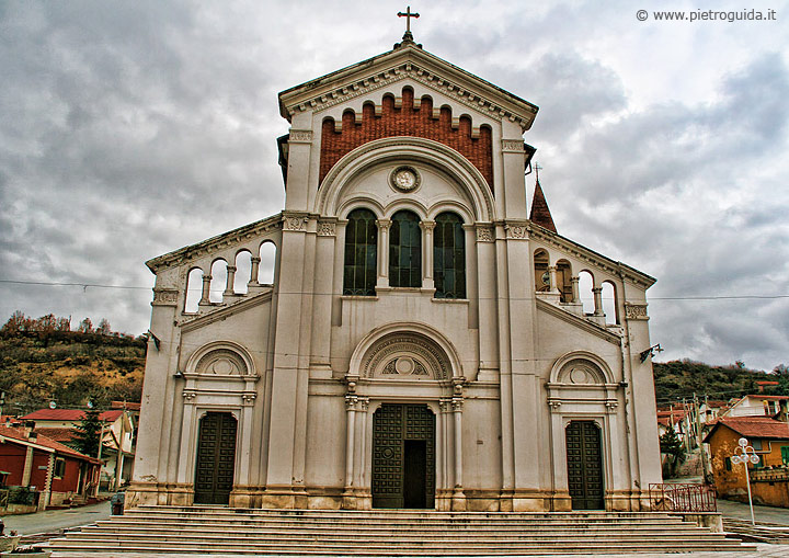 Pescina, chiesa di San Giuseppe