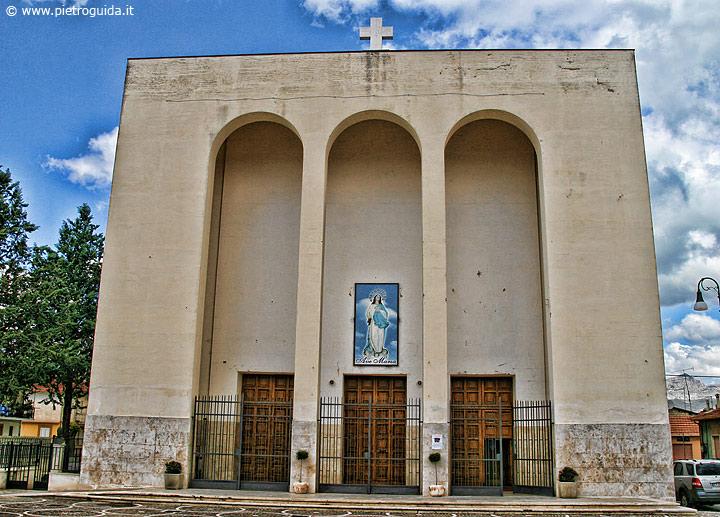 Chiesa San Benedetto dei Marsi