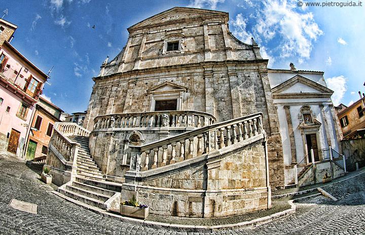 Scurcola, chiesa della Santissima Trinità