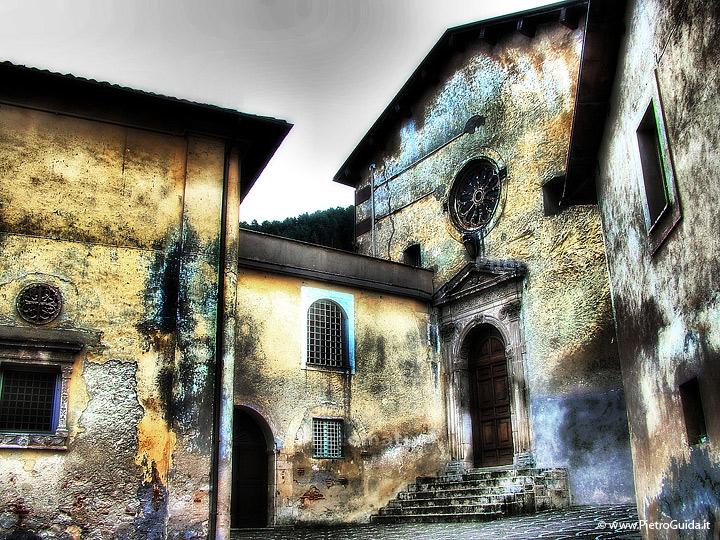 Tagliacozzo, Chiesa dei Santi Cosma e Damiano