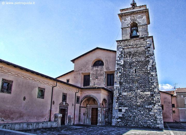 Trasacco, basilica di San Cesidio