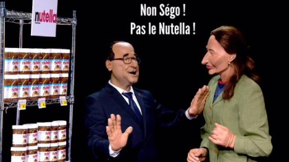 Royal Nutella francia italia